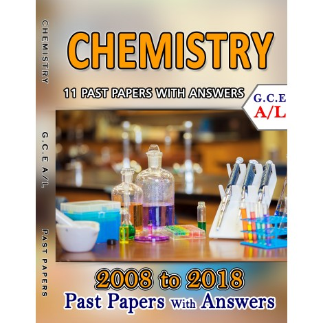 A Level Past Paper Chemistry : 2008 - 2018 (with Answers)