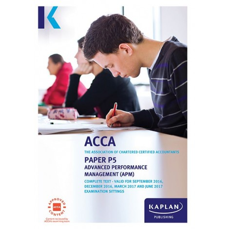 ACCA-P5 Advanced Performance Management APM Complete Text