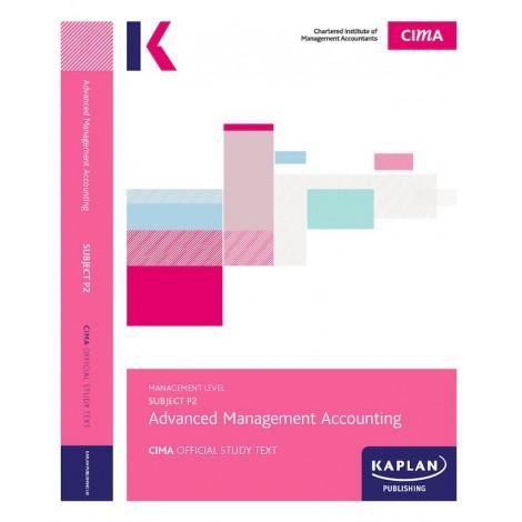 CIMA-P2 - AMA - Advanced Management Accounting Study Text