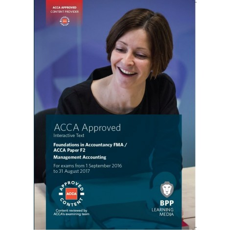 ACCA-F2 Management Accounting/FIA FMA