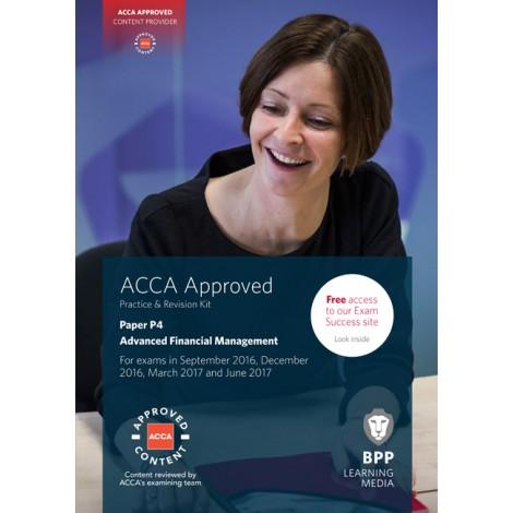 ACC-P4 Advanced Financial Management