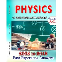 A Level Past Paper Physics : 2008 - 2018 (with Answers)