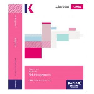 CIMA-P3 - RM - Risk Management Study Text