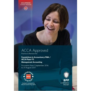 ACCA-F2 Management Accounting/FIA FMA