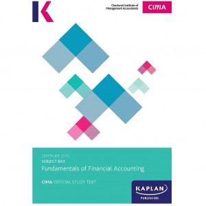 CIMA-BA3 Fundamentals of Financial Accounting Study Text